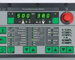 TransSynergic 4000- دستگاه جوش اینورتر