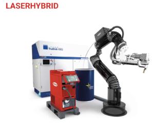 دستگاه جوش لیزر هایبرید- فرونیوس- صنعت کاران