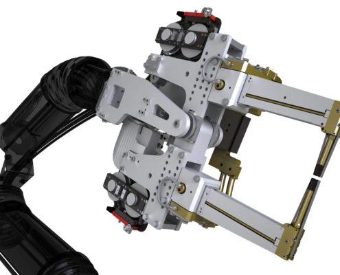 دستگاه نقطه جوش دلتا The DeltaSpot system