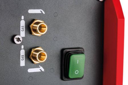 دستگاه جوش اینورتر ترانس استیل ۲۲۰۰