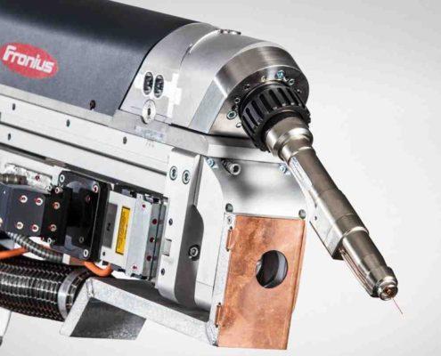 ابزارآلات پیشرفته جوشکاری- دستگاه جوش اینورتر صنعت کاران -  Fronius-  laser welding