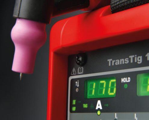 دستگاه جوش اینورتر تیگ صنعتکاران- تکنولوژی جوش آرگون